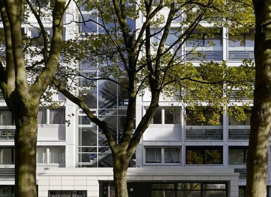 Building: Platt, Worsley & Bickerdike Court Refurb Architect: Richard Frank land & Halliday Meecham Loaction: Manchester Client: Eastland Homes